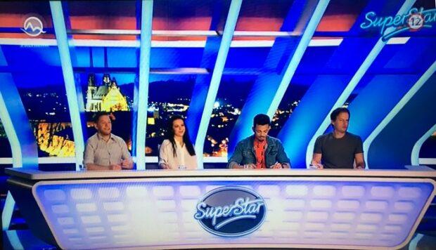 Superstar prvý vysielací deň
